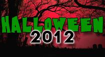 Tema: Halloween – samlingsplats för 2010, 2011 och 2012