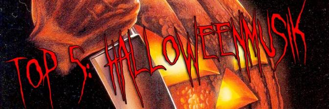 Top 5: Halloweenmusik