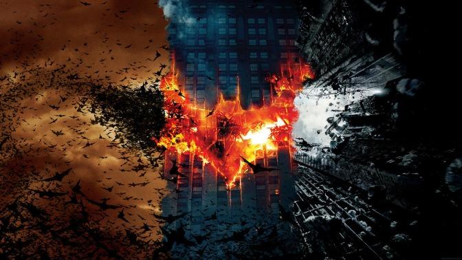 """The Dark Knight Rises (2012) – """"second thoughts"""": del 3 av 3"""