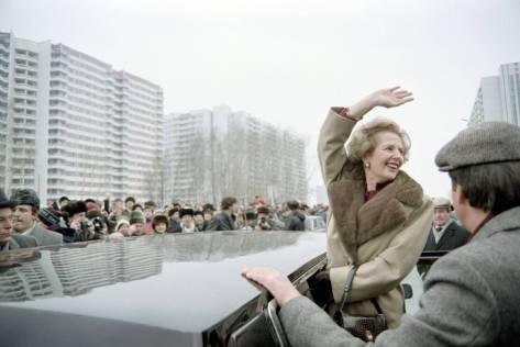 BIO THATCHER-USSR