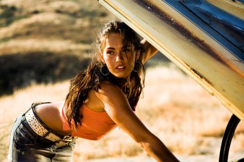 Tema Kvinna still-of-megan-fox-in-transformers