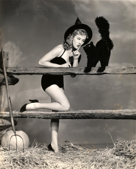 1950 glam witch -joyce holden