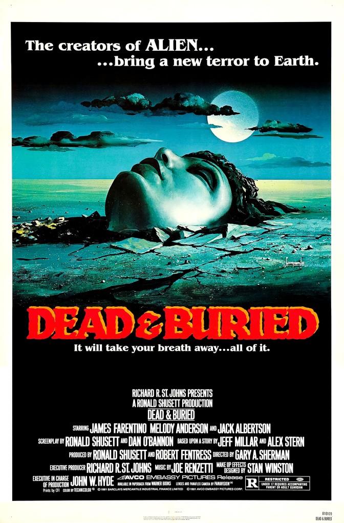 Hysteriska trailers: Dead & Buried (1981)
