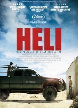 Stockholm Filmfestival: Heli (2013)