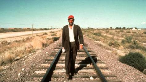 Paris Texas railway