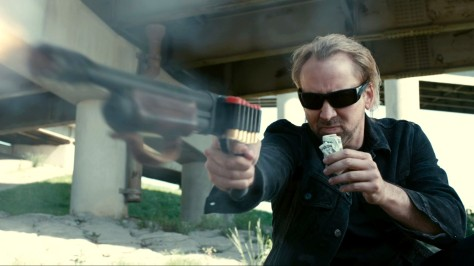 Drive Angry Cage