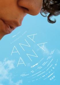Poster Ana Ana A4 RGB