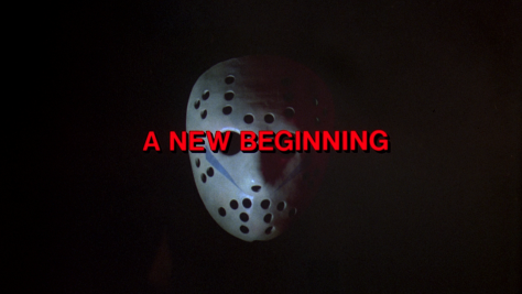 FRIDAY THE 13TH A NEW BEGINNING 1