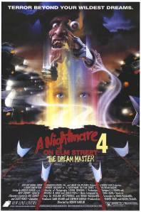 Elm Street 4 poster