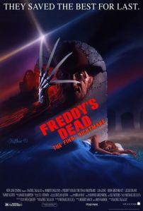 Freddys Dead poster