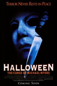 H6 Halloween 6 poster