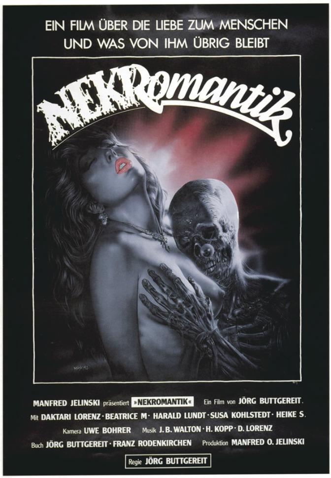 Hysteriska Trailers: Nekromantik (1988)