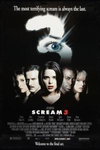 Scream 3 2000 Poster