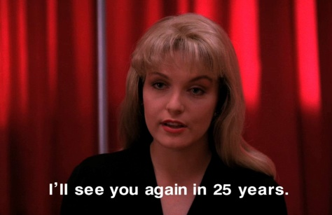 Twin Peaks Will See You Again in 25 Years