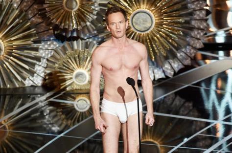 Neil Patrick Harris Naked Oscars