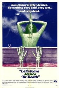 Let's Scare Jessica poster