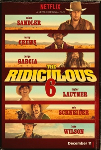 The Ridicolous 6 poster