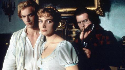 B7RJ8F Gothic Gothic Annee 1986 uk Julian Sands Natasha Richardson Realisateur Ken Russell