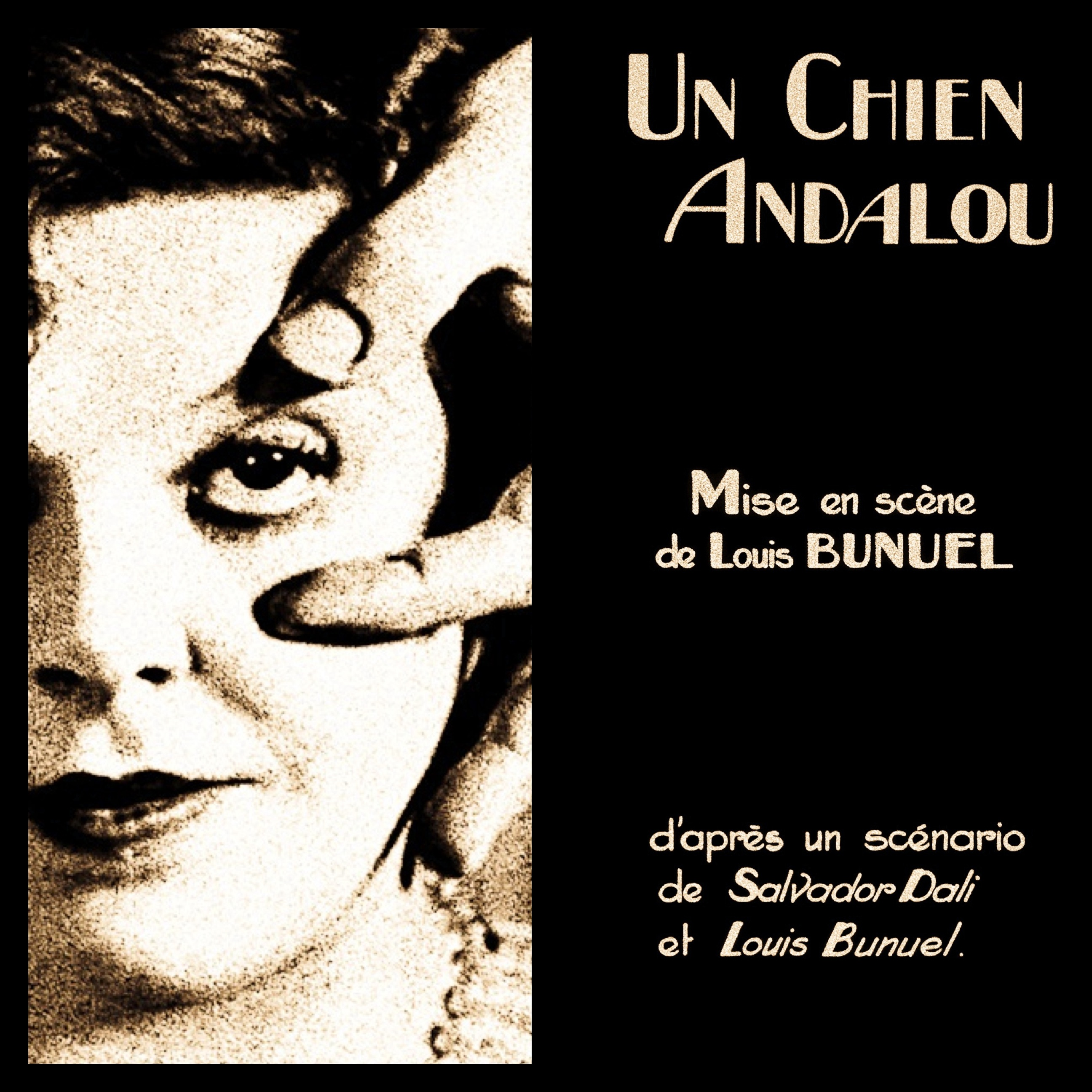 un chien andalou Un chien andalou is a 1929 surrealist silent short film directed by the spanish filmmaker luis buñuel and co-written by buñuel and the spanish painter salvador dalí despite its brevity—at its original frame rate, it runs just over sixteen minutes, and on current dvds at twenty-four minutes.