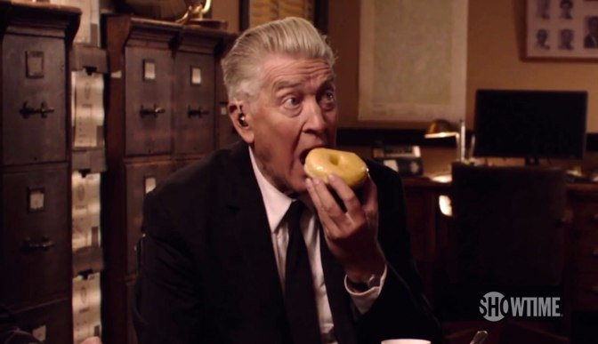 Twin Peaks Uppsnack #13: David Lynch Returns as Gordon Cole