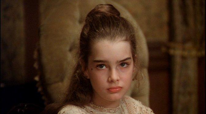 Pretty Baby (1978) eller: Prostitution sedd genom ett barns ögon