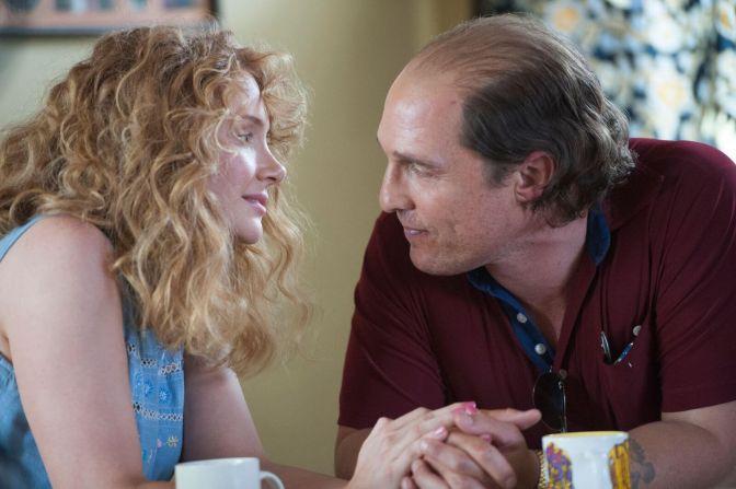 Gold (2016) eller: Matthew McConaughey är en sympatisk tjockis