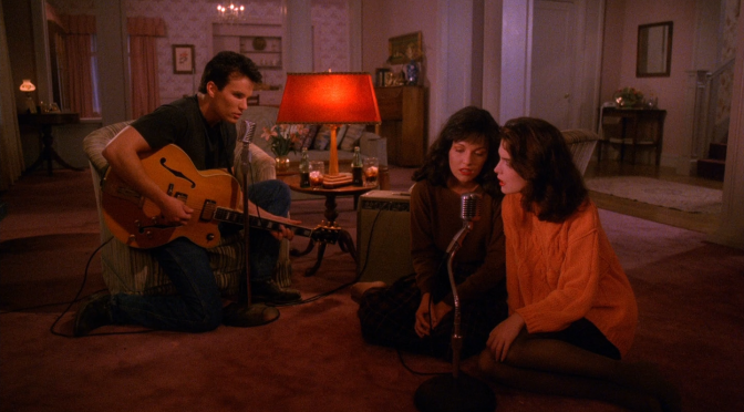Twin Peaks – avsnitt 9 (1990) eller: Some strange and twisted dream
