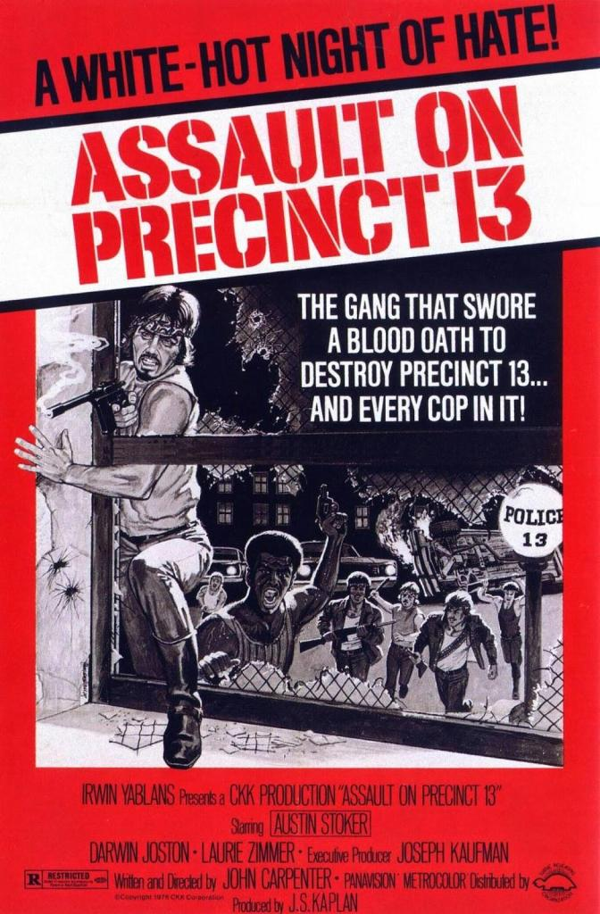 Assault on Precinct 13 (1976) eller: Grindhousens Citizen Kane