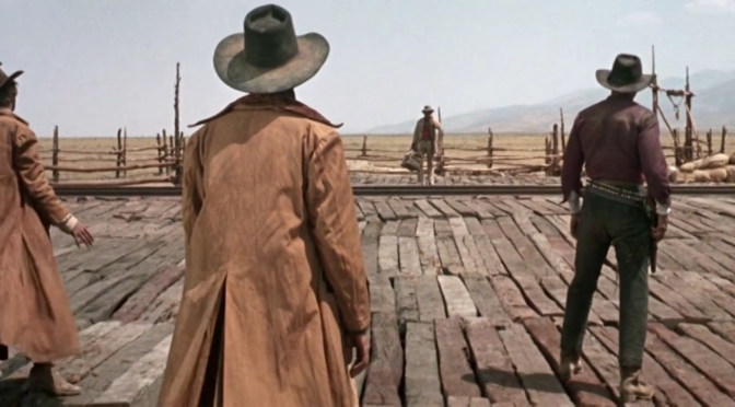 Spegelreflektion: C'era Una Volta Il West / Once Upon a Time in the West (1968) eller: Leone och Morricone i en dödsdans