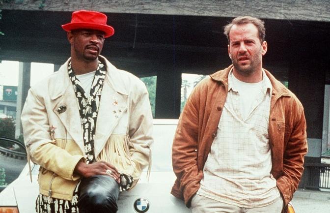 The Last Boy Scout (1991) eller: Varmhjärtad, oemotståndlig 90-tals-noir