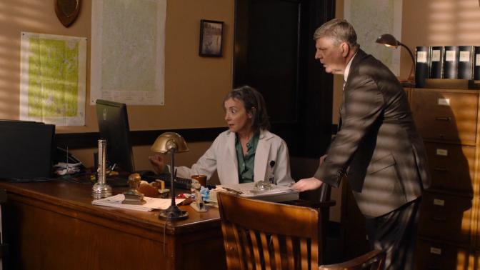 Twin Peaks (2017) Analys & Tolkning: A male John Doe (Pre Part 5)